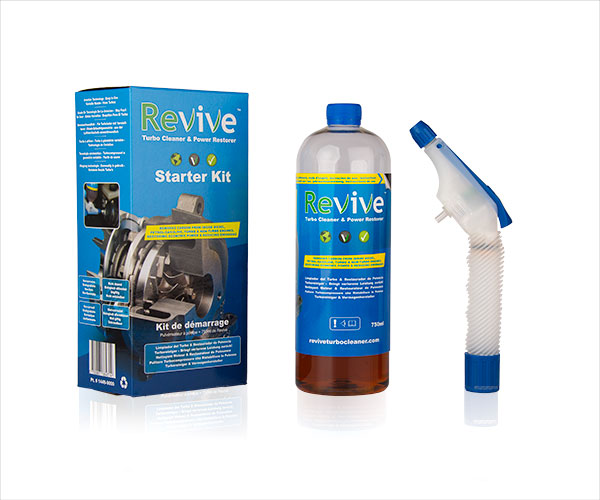 Revive Starter Kit – Revive 750 ml & Pulverizator - Tratament curatare